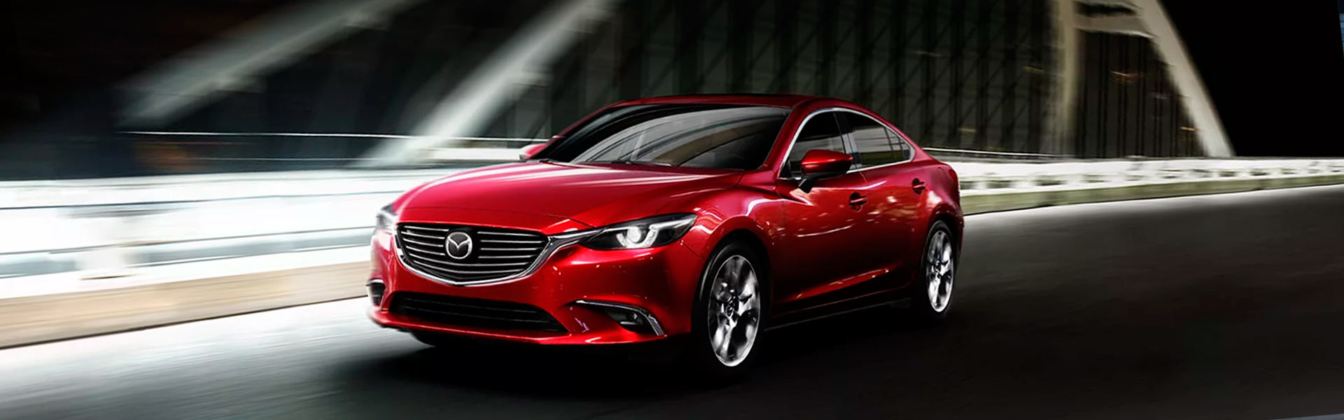 Сервис Mazda 6