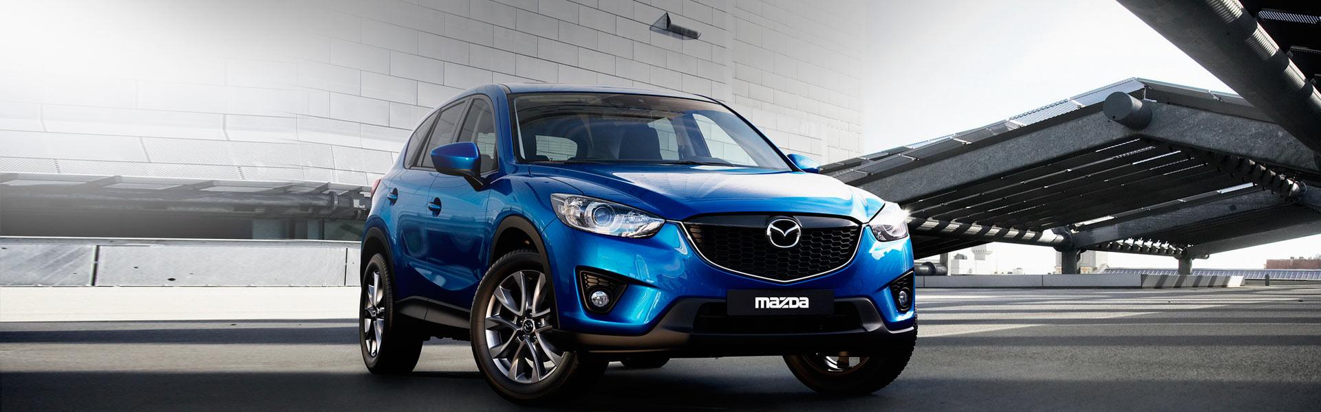 Сервис Mazda CX-5